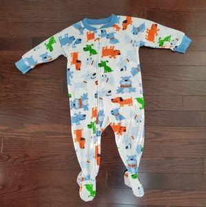 ✅ Boys Carters pajamas 12 months